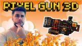 IS THIS THE WORST DAMAGE SPECIAL WEAPON! FREE NAPALM CANNON WEAPON | Pixel Gun 3D