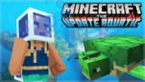 MINECRAFT 1.13 AQUATIC UPDATE – THE TURTLE FARM & HELMET!! (3)