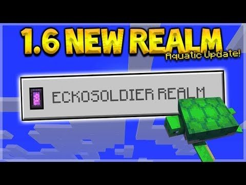 NEW 1.6 AQUATIC REALM – NEW 1.6 Phantoms Are Fixed! (Subscriber Realm)