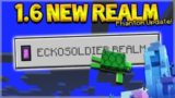 NEW 1.6 AQUATIC REALM – NEW 1.6 The Chest Room! (Subscriber Realm)