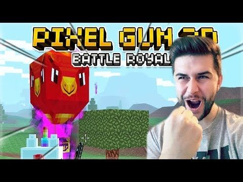 OMG! THE HARDEST CHALLENGE EVER! SUPPLY DROP ONLY BATTLE ROYALE | Pixel Gun 3D