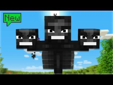 OMG! THE WITHER-BOSS ESCAPED! Skytrade Minecraft SKYBLOCK Survival (30)