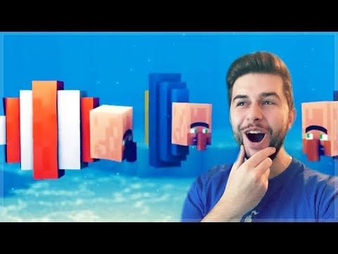 REACTING TO FUNNY MINECRAFT VILLAGER TV MOVIE! Minecraft Animations!