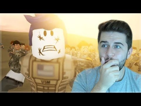 THE LAST GUEST 3 & 4 – A ROBLOX MOVIE! ECKOSOLDIER REACTS (The Last Guest 3 & 4 Trailer)
