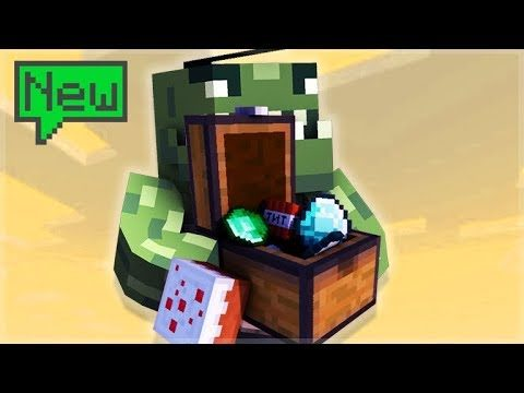 THE TREASURE CIRCLE!!! Skytrade Minecraft SKYBLOCK Survival (34)