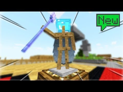THE TREASURE TRIDENT! Skytrade Minecraft SKYBLOCK Survival (35)