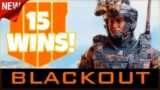 Call of Duty: Black Ops 4 // 15 Blackout Battle Royale Wins (COD BO4 Multiplayer Gameplay)