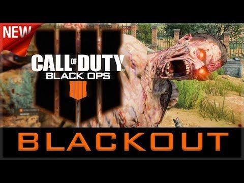 Call of Duty: Black Ops 4 // Squad Blackout Battle Royale (COD BO4 Multiplayer Gameplay)