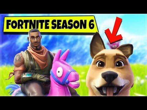 Fortnite: Season 6 THE ISLAND IS MOVING! | CROSSPLAY SQUADS | iOS, Android, Xbox, PS4, Switch!