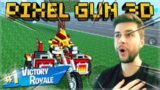 HALLOWEEN PREVIEW! DESTROYING EVERYONE IN BATTLE ROYALE ROAD TO 250 WINS!   Pixel Gun 3D
