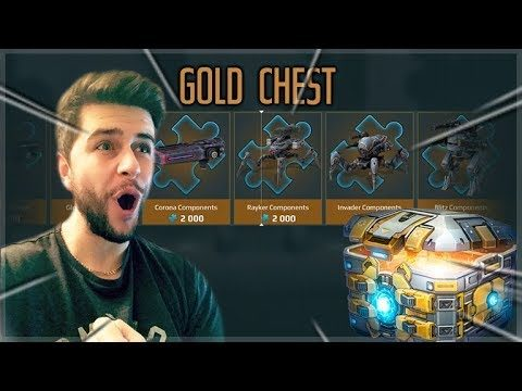 I SPENT 2,000 KEYS ON CHESTS AND GOT THIS!! BEACON RUSH BATTLES! | War Robots