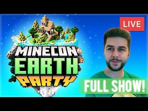 Minecon Earth 2018 – Minecraft 1.14 Update Revealed & New Mobs (FULL SHOW)