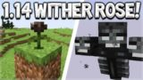 Minecraft 1.14 Update – NEW Village & Pillage How To Get Wither Rose In Survival