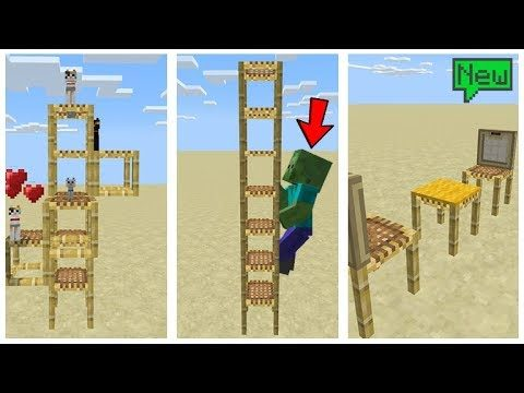 Minecraft 1.14 Update – Scaffolding Building Tips and Tricks