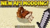 Minecraft Pocket Edition/Bedrock – NEW API Modding Preview Add Custom Mobs (Minecraft Bedrock)