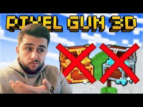 THERE ARE SOME SERIOUS PROBLEMS WITH Pixel Gun 3D THAT NEED FIXING! (Explained)