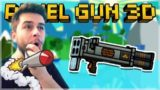 THIS WEAPON GETS YOU SO MANY POINTS! LEGENDARY HURRICANE! | Pixel Gun 3D