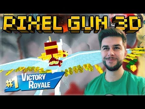 WE UNLOCKED ALL THE BATTLE PASS LEVEL 50 ALL ITEMS & WEAPONS | Pixel Gun 3D