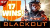 Black Ops 4: BLACKOUT // 17 Blackout Battle Royale Wins ( BO4 Multiplayer Gameplay)