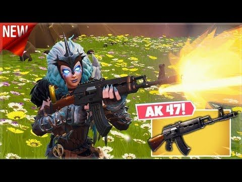 Fortnite: AK47 HYPE! // CROSSPLAY SQUADS // (iOS, Android, Xbox, PS4, Switch!)