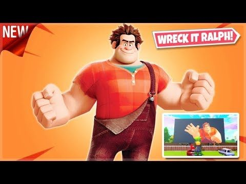 ✅Fortnite: WRECK IT RALPH COMING?!? // CROSSPLAY SQUADS // (iOS, Android, Xbox, PS4, Switch!)