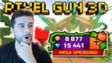 🔴[LIVE] I BOUGHT 12,000 GEMS! – 250+ WINS DESTROYING EVERYONE IN BATTLE ROYALE! ! Pixel Gun 3D
