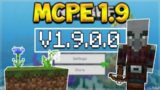 MCPE 1.9 BETA PILLAGERS! Minecraft Pocket edition – NEW Pillager Mob & 40 NEW Blocks