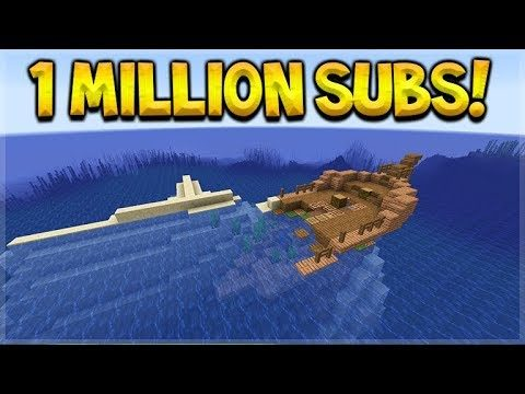 MINECRAFT 1.14 – 1 MILLION SUBSCRIBERS SPECIAL! PART 2