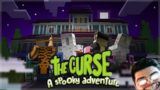 Minecraft: THE CURSE! A SPoOky Adventure + Minecoins Giveaway! (Halloween Special)
