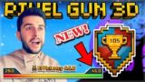 NEW 15.4.1 UPDATE! WEAPONS RE-BALANCED UPDATE, ANTI GRAVITY GAME-MODE! | Pixel Gun 3D