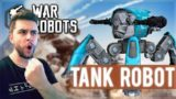 RAIJIN THUNDERS TANK ROBOT! DESTROYING EVERYONE IN FREE FOR ALL | War Robots