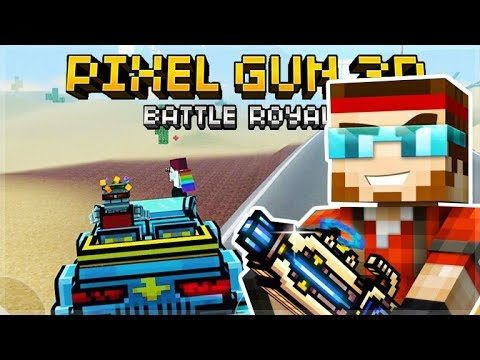 ✅ ROAD TO 300 WINS! BATTLE ROYALE CHALLENGES GAMEPLAY! | Pixel Gun 3D