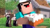 THE BIG DAY! – Minecraft Animation (1 Million Subscribers Special)