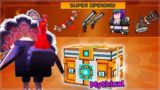 THE HUNT FOR THE MYTHICAL PETS! SUPER LOTTERY SUPER CHEST OPENING! | Pixel Gun 3D