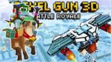15.6.0 CHRISTMAS UPDATE! SUPER CHEST OPENING! CHRISTMAS BATTLE ROYALE | Pixel Gun 3D
