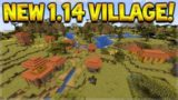 First NEW Village Update Preview Minecraft 1.14 Savannah Village Looks Amazing!