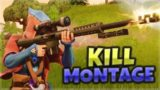Fortnite Battle Royale: ECKOSOLDIER Kill Montage, Best Sniper Kills & plays (Fortnite Montage)