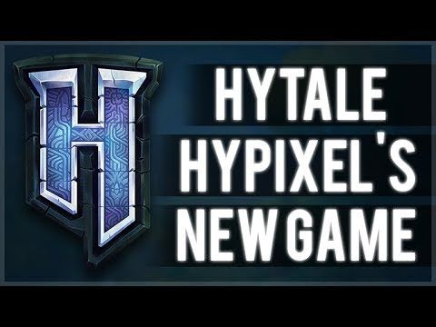 HYTALE GAME – HYPIXEL'S NEW GAME REVEALED! (OFFICIAL TRAILER REACTION!)