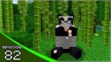 MINECRAFT 1.8 BAMBOO FARM & PANDA HUNT! – Soldier Adventures Season 3 (82)