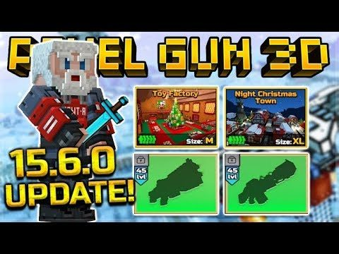 launcher for pixel gun 3d