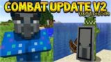 Shields Are Coming To Minecraft Pocket Edition & illusioner Mob Return! Minecraft Update Q&A