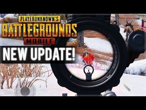 🔴[ENG] PUBG MOBILE | NEW SNOW MAP UPDATE VIKENDI | SQUAD CHICKEN DINNERS!
