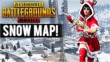 [ENG] PUBG MOBILE | NEW SNOW MAP VIKENDI | SQUAD CHICKEN DINNERS!