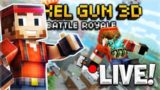 GOING FOR HIGH KILL RECORDS & WINS BATTLE ROYALE + SUPER CHEST OPENINGS!! | Pixel Gun 3D