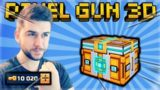 GOING FOR RECORD WIN STREAK BATTLE ROYALE VICTORY & SUPER CHEST OPENING! | Pixel Gun 3D