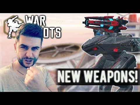 I SPENT 13,000 KEYS AND UNLOCKED NEW ROBOTS & WEAPONS! | War Robots
