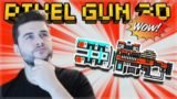 I THINK THIS IS NOW THE BEST SNIPER IN THE GAME PARTICLE ACCELERATOR REVIEW | Pixel Gun 3D
