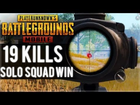 I WIPED OUT 2 TEAMS WITH GRENADES | 19 KILLS SQUADS WIPEOUT | PUBG Mobile