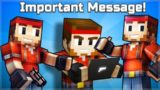 IMPORTANT MESSAGE UPDATE FROM THE PIXEL GUN 3D DEVELOPERS! WHAT'S NEXT IN 2019?