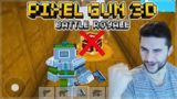INSANE CLUTCH GAMEPLAY DO NOT BREAK ANY CHESTS CHALLENGE BATTLE ROYALE | Pixel Gun 3D